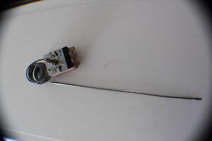 Objectif Thermostat 90 ° 1 Broches Changeur Rational Bypass 3014.0312 F 3 X 250 Mm #449-afficher Le Titre D'origine