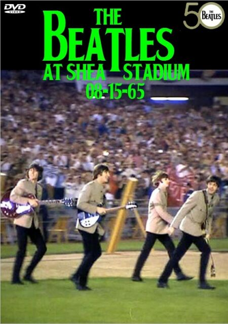 The Beatles At Shea Stadium For Sale Online Ebay