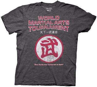 Dragon Ball Z World Martial Arts Tournament Logo Anime Shirt