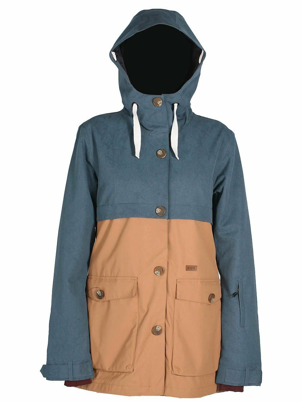 Giacca Donna Snow - Ride Capital Fishtail Jacket - S M L - 10K
