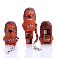 Chiavetta USB Micro-SD MIMOMICRO Card Reader NOMEM Star Wars Chewbacca