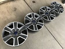 """2016 18"""" FORD F150 EXPEDITION FX4 OEM FACTORY STOCK WHEELS RIMS PLATINUM 6X135"""