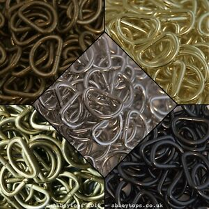 Welded-D-Rings-Webbing-And-Leather-Craft