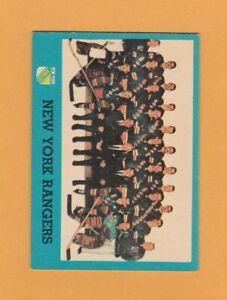 1962-63-NHL-Topps-65-New-York-Rangers-Team-ExMt-ExMt