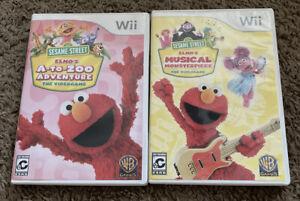 Sesame-Street-Elmo-039-s-Musical-Monsterpiece-Nintendo-Wii