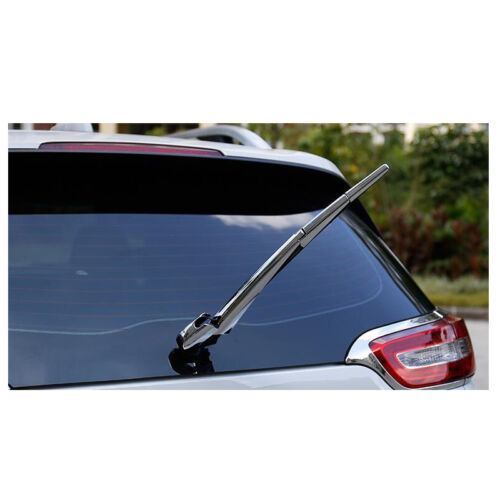 New Chrome Rear window wiper cover trim Decorate For Jeep Cherokee 2014-2019