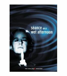 Seance-On-A-Wet-Afternoon-1964-DVD-Classic-Horror-Movie-New-Factory-Sealed