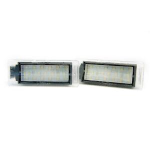 2-x-LED-iluminacion-de-la-matricula-Opel-Chevrolet-Cadillac-buick-gmc-Xenon-lampara