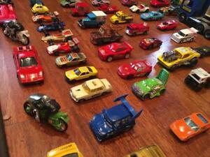 68 Collection de voitures miniatures