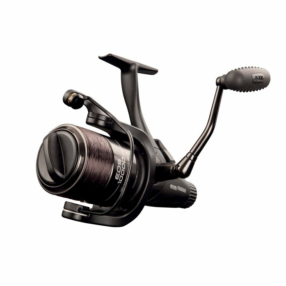 NEW 2014 Model Fox EOS 10000 Carp Fishing Reel - CRL059