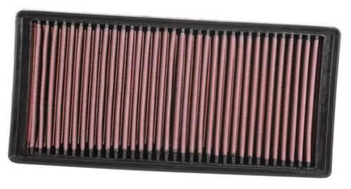 K/&N 33-2926 High Flow Air Filter for Toyota Avensis 2.0 /& 2.2 Diesel 2005-2008