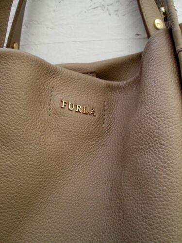 Bag Cuir Sac Authentique Furla Main Vintage Grand À xw8xRqU0A