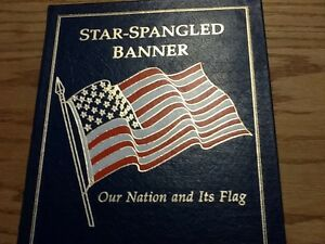 Star-Spangled-Banner-Sedeen-Hc-225-Pages-Free-Shipping