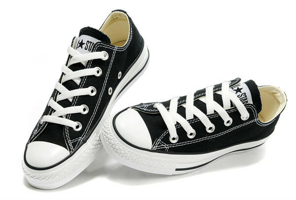Converse Top Unisex Uomo Donna Low Top Converse Trainers Shoes - All Colours and Sizes 8ddea1