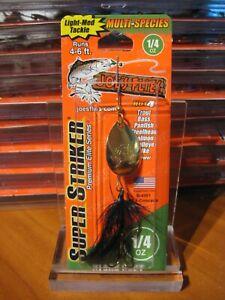 Joes Flies Super Striker 1//4 oz Glo Trout NEW