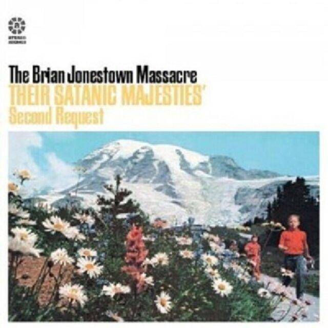 The Brian Jonestown Massacre - Their Satanic Majestie\'s Second  CD Rock/Pop Neu