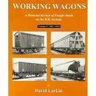 Working Wagons: A Pictorial Review of Freight Stock on the B.R. System: v. 4: 1985-1992 by David Larkin (Paperback, 2002)