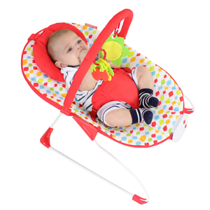 Red Kite Baby CARNIVAL Cozy Bouncer Vibrating Bouncer With Music And Toys