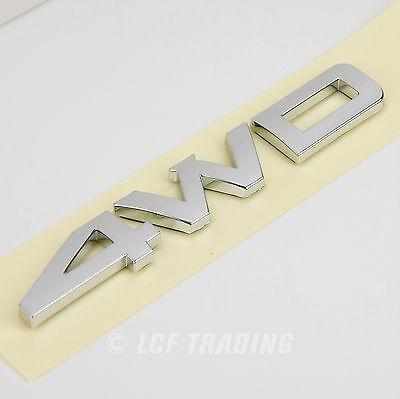 KDM 2009 Hyundai Santa Fe 4WD Emblem *GENUINE OEM* 86340-2B000