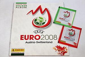 Panini-EM-EC-Euro-2008-08-1-x-Leeralbum-empty-album-vuoto-vacio-SOUTH-AMERICA