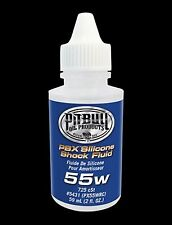 PIT BULL PBX SHOCK FLUID 55W for RC Crawlers Axial SCX10 Wraith