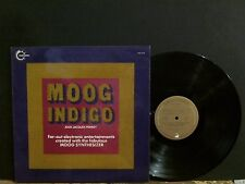 JEAN JACQUES PERREY  Moog Indigo   LP  UK  original    Great!