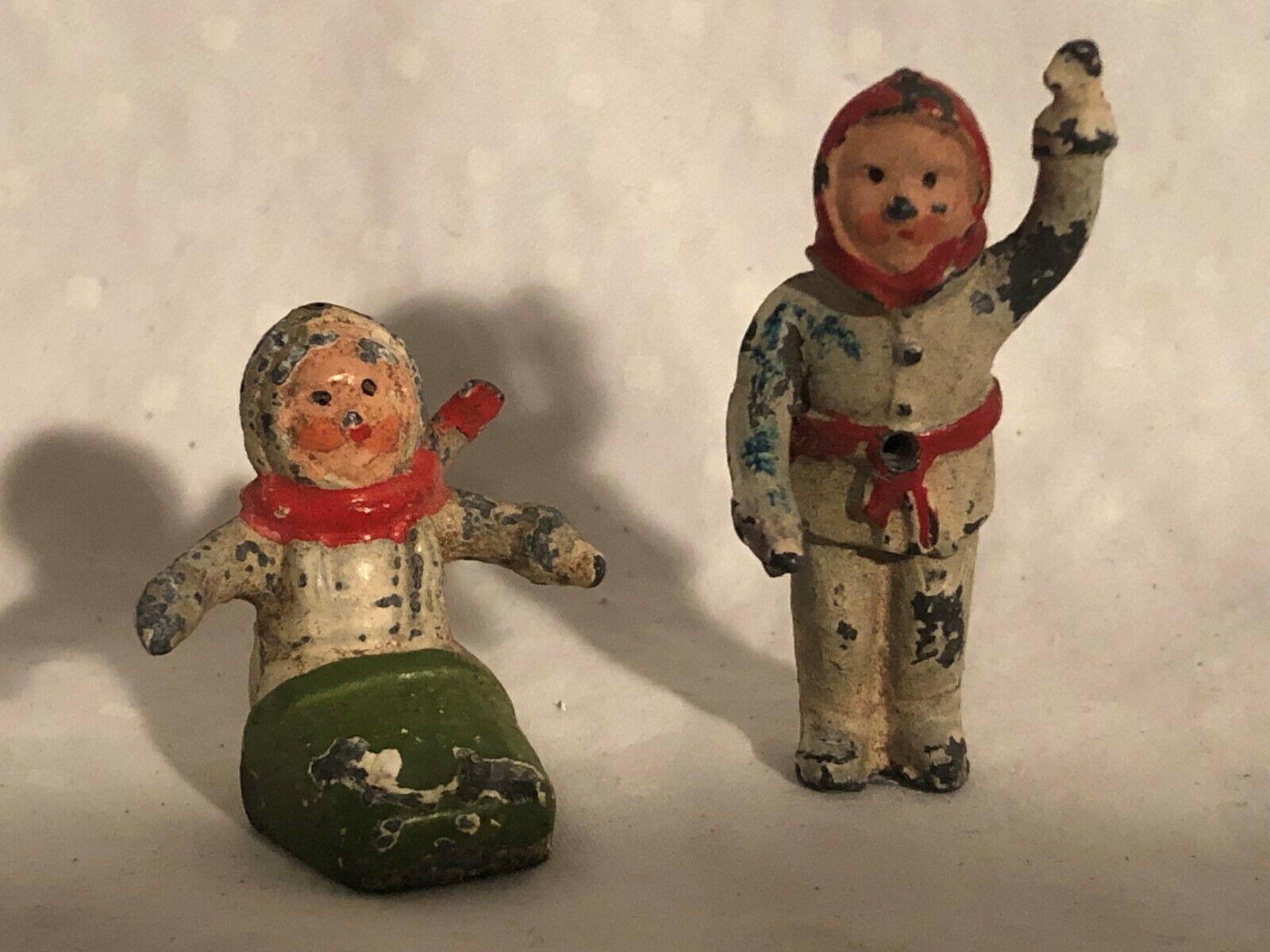 hasta un 60% de descuento Gran Bretaña nieve bebés escasas Escasas Raras Figuras Figuras Figuras De Plomo  precio razonable