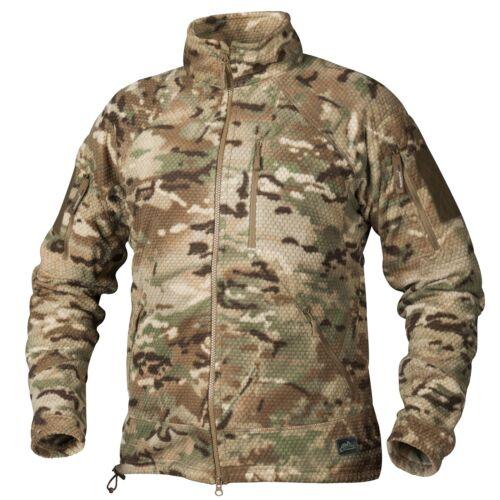 Helikon Tex Alpha Tactical Grid Fleece Jacket Jacke Camogrom UTL Security Outdoo