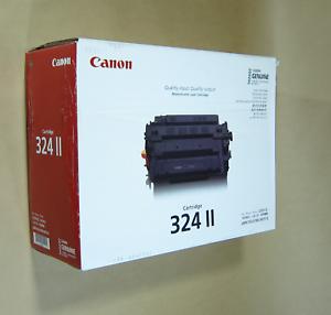 [1359*] CANON 324 (324II) BLACK HIGH YIELD TONER ( RRP>$350 )