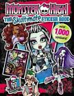 Monster High: the Skultimate Sticker Book by Mattel (2014, Paperback)