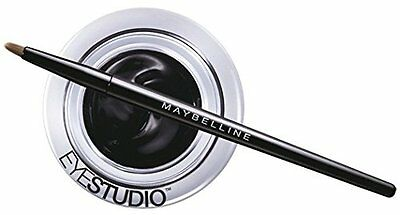 Maybelline EyeStudio Drama Gel Liner 01 Intense Black