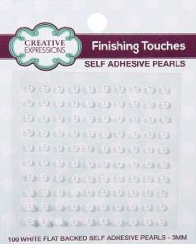CREATIVE EXPRESSIONS Self Adhesive Embellishments