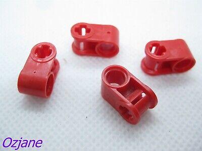 Black Axle and Pin Connector Perpendicular Part 6536 MOC LEGO® Brick Technic