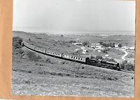 "West Highlander 44932  at Arisaig ,Fort william-Mallaig Original 10""x8"" photo"