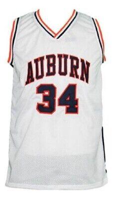 Charles Barkley #34 Custom College Basketball Jersey White Any Size   eBay