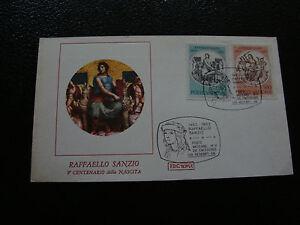 Vatican-Envelope-1er-Day-1983-yt-N-745-746-cy23