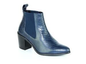 Gardenia-cuero-botin-senora-zapatos-cuero-azul-nuevo-disenador-189