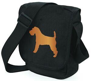 Welsh-Terrier-Bag-Dog-Walkers-Shoulder-Bags-Birthday-Xmas-Gift-Dog-Walkers-Bag