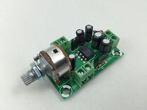Cigar-Box-Chitarra-Amplificatore-Alimentato-a-Batteria-amp-circuito-stampato-JRC-386