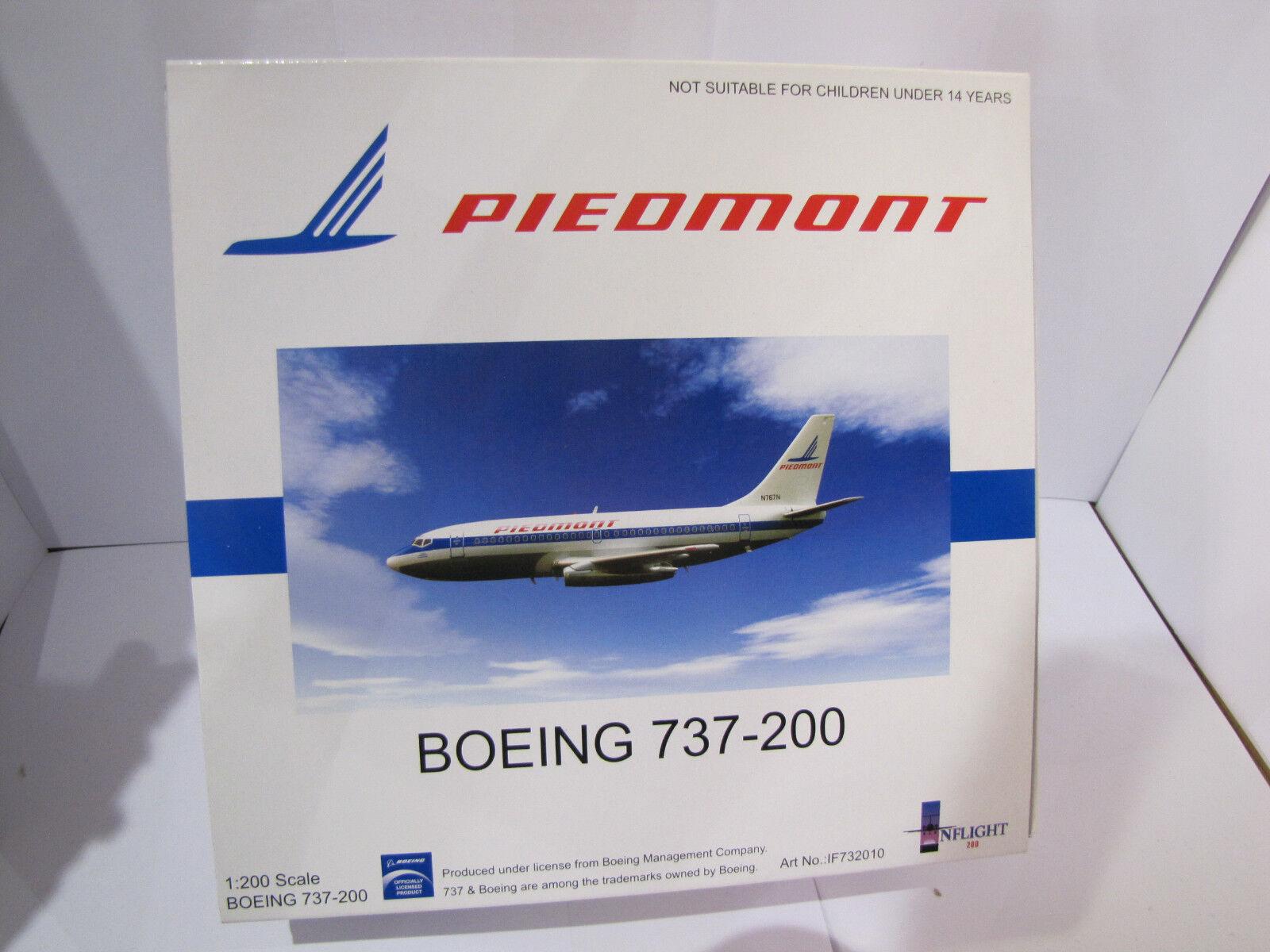 If732010-Inflight-Boeing 737-200 - Piedmont - 1:200