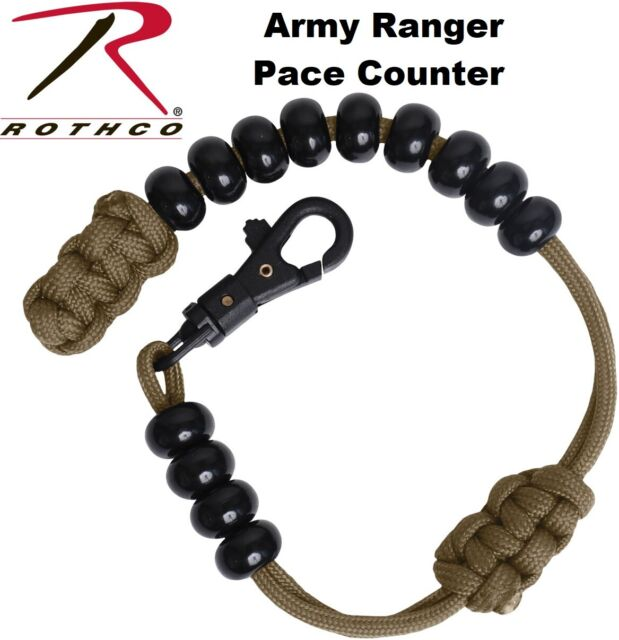 Pace Counter Beads Ranger Beads