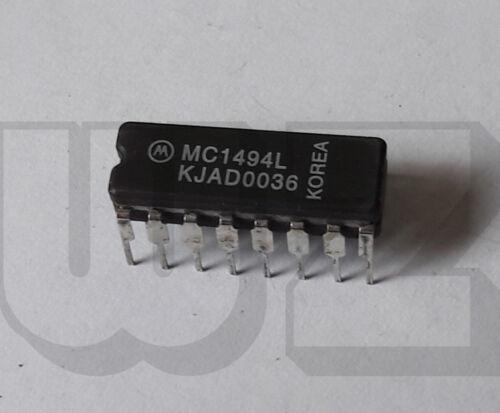 1 x MC1494L Motorola monolithiques à quatre Quadrants multiplicateur