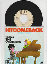 "THE VENTURES - Telstar   Perfidia 7"""