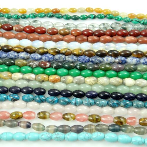"""12*8mm Wholesale Natural Round Jewelry Making loose GEM beads strand 15/"""""""