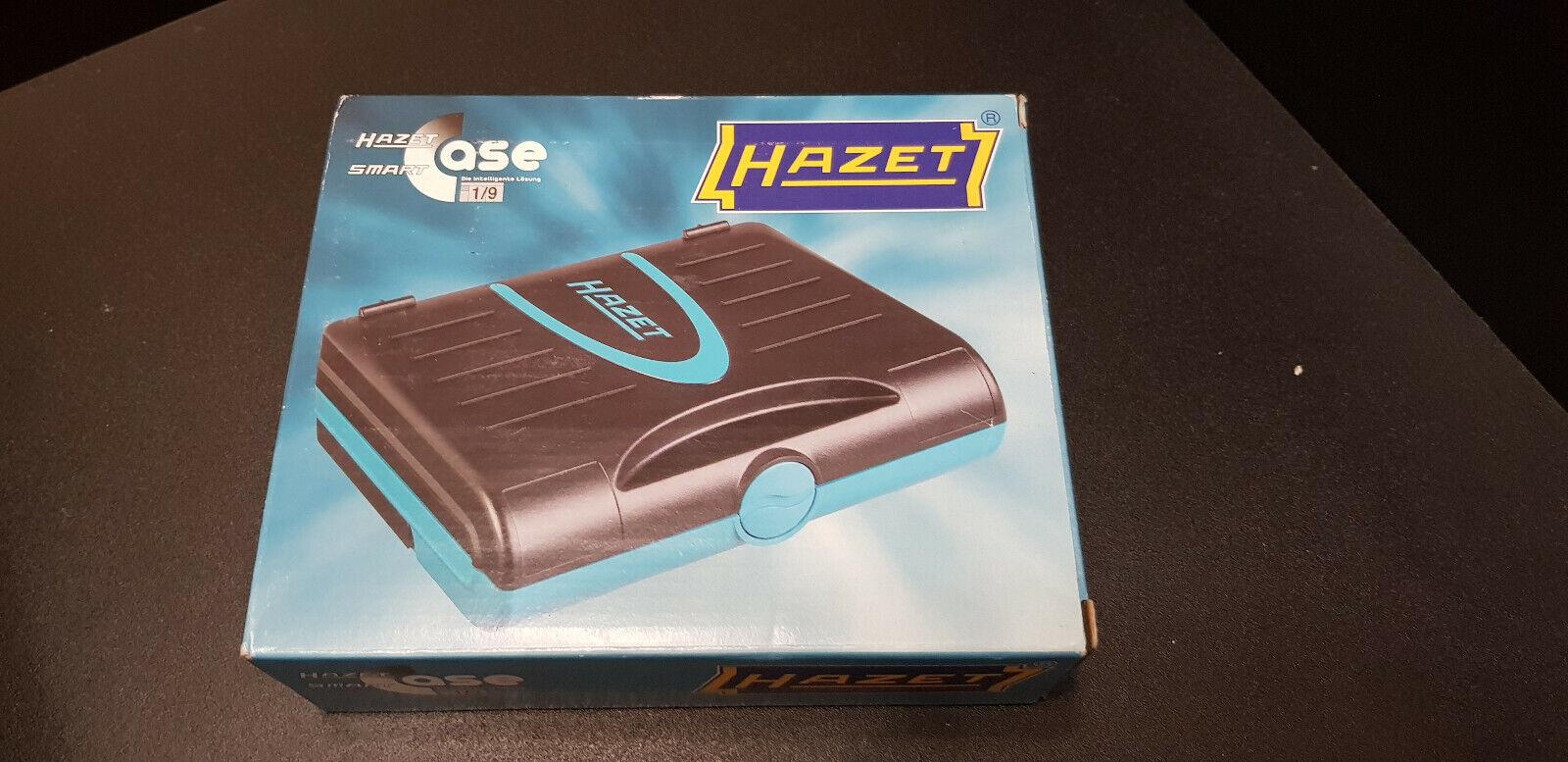 Hazet SmartCase 1 9 Steckschlüsselgarnitur - 854