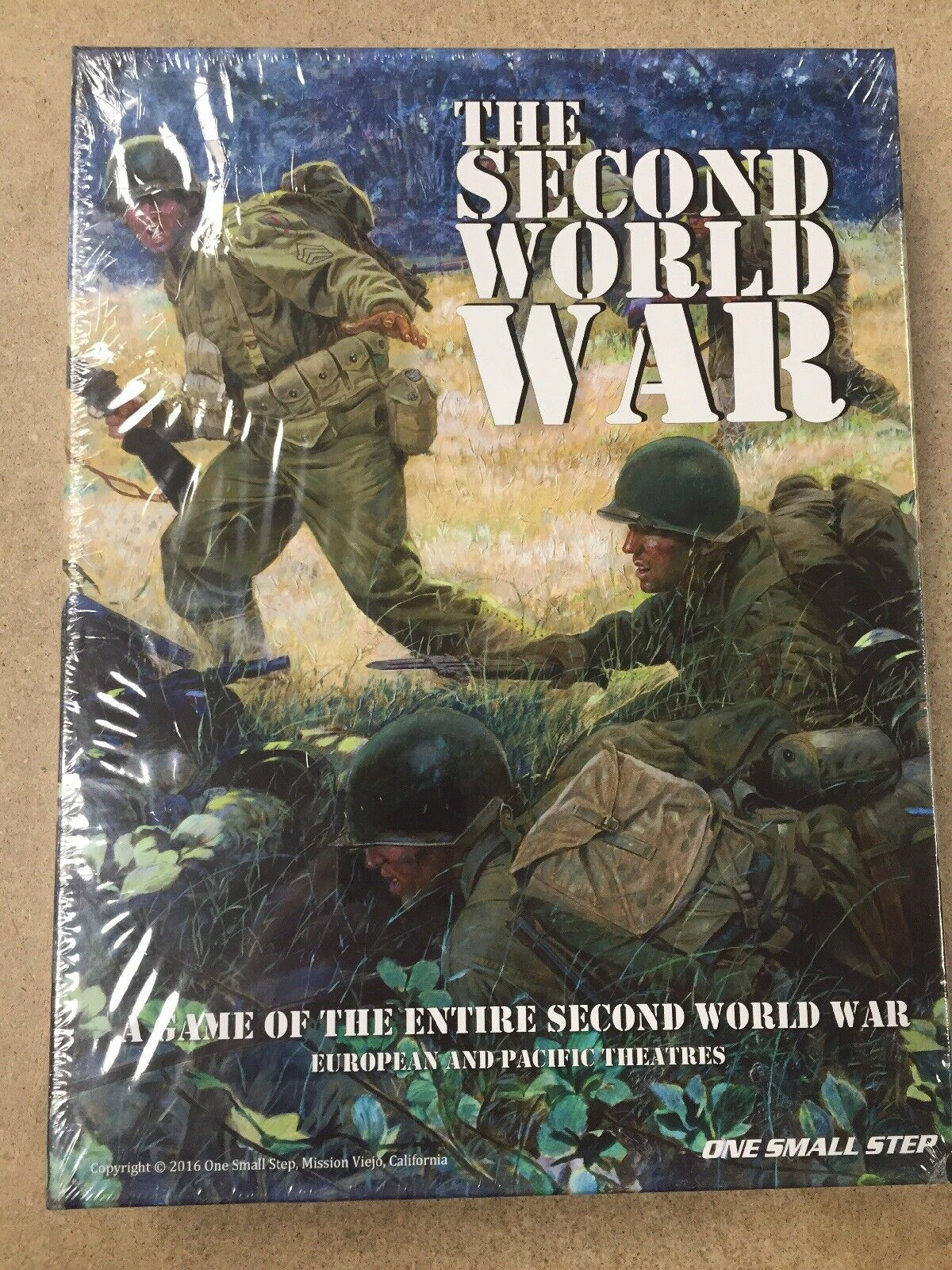 The second World War A Game Of The Entire Second World War