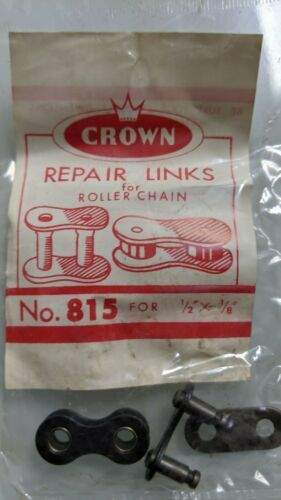 """BICYCLE BIKE CHAIN CONNECTING LINK 1//2 x 1//8/"""""""