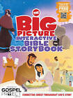 The Big Picture Interactive Bible Storybook by B&h Editorial (Hardback, 2013)