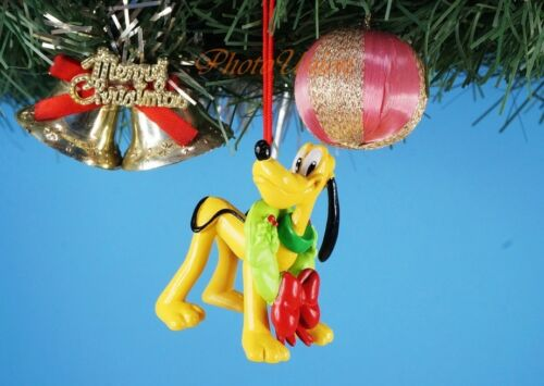 Decoration Xmas Ornament Home Party Decor Disney Pluto Toy Gift Model *A597/_D