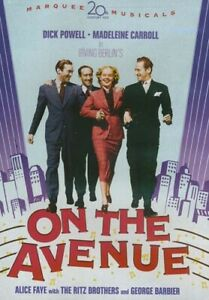 On-The-Avenue-Nuovo-DVD